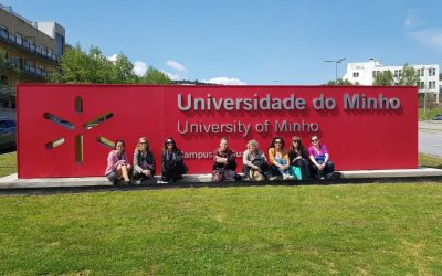 2ª REUNIÓN TRANSNACIONAL (Braga, Universidade do Minho, 10, 11, 12 y 13 abril, 2019)